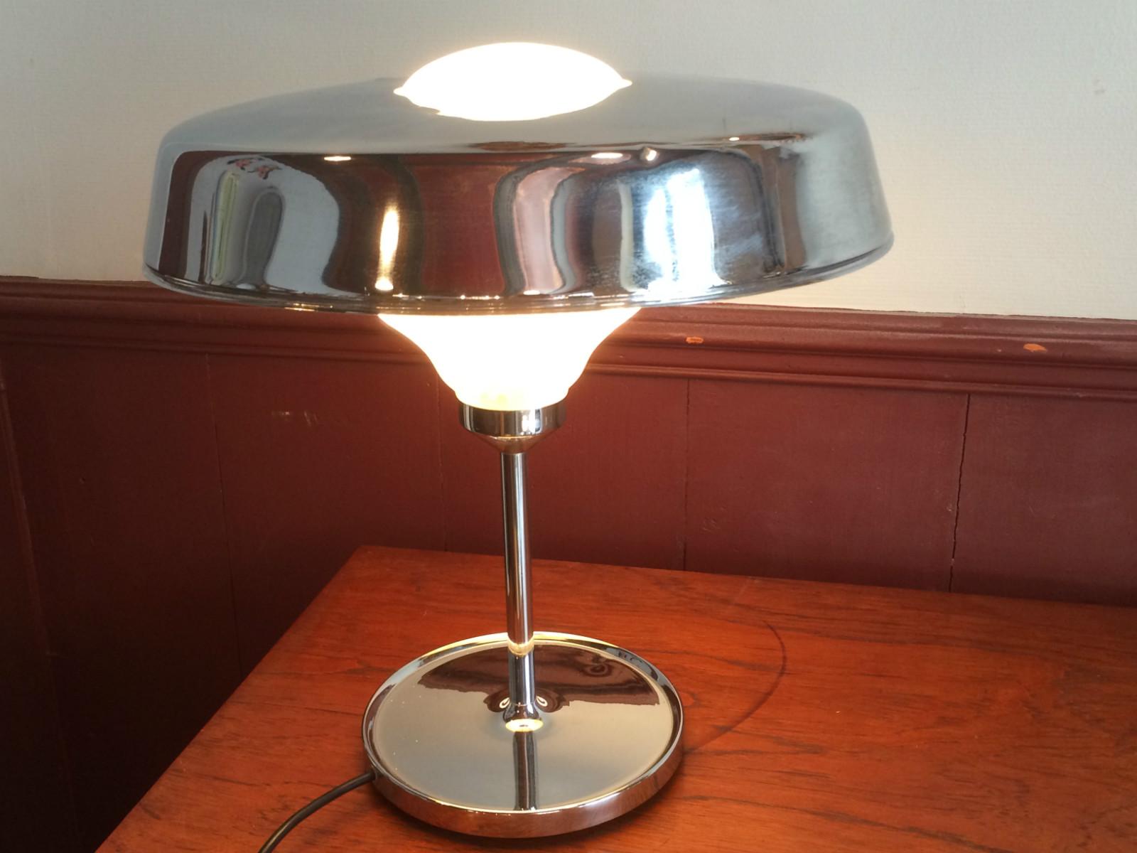 Lampe de bureau ann e 50 boutique broc martel for Lampe de bureau annee 50