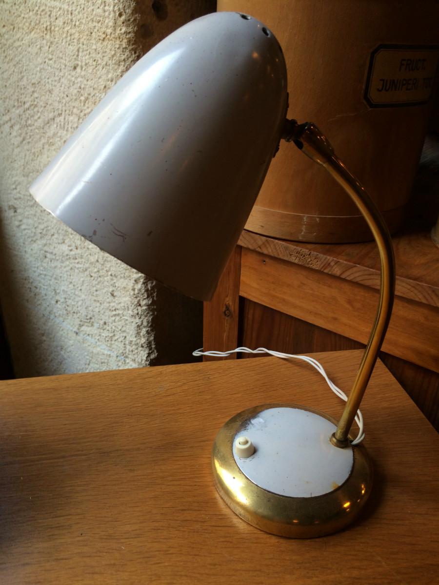 Lampe De Bureau Vintage Ann 233 E 50 Boutique Broc Martel