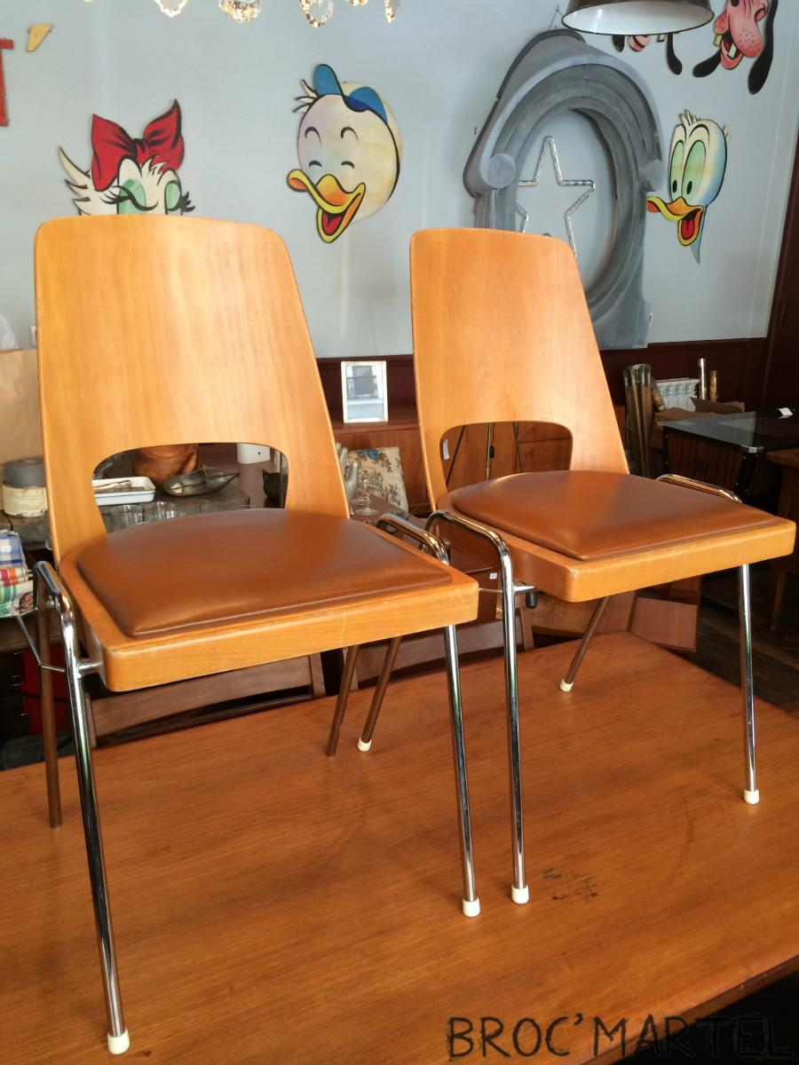 Chaises De Bureau Baumann Archives Boutique Broc Martel