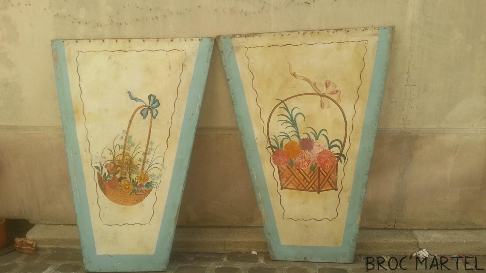 Panneaux d coratifs de man ge curiosit s boutique for Panneaux decoratifs